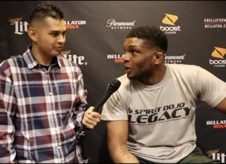 Paul Daley Bellator 199