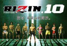 RIZIN 10
