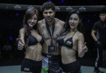 Rajinder Singh Meena Indian MMA