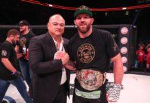 Ryan Bader, Bellator light heavyweight champion Bellator 199