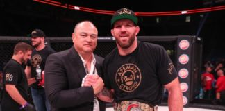 Ryan Bader, Bellator light heavyweight champion Bellator 199