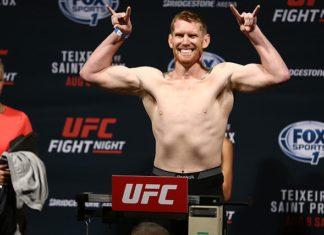 Sam Alvey UFC