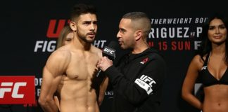 Yair Rodriguez UFC