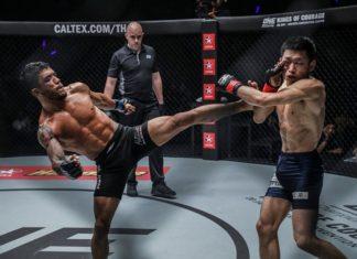 Yoshitaka Naito vs Alex Silva - ONE Championship