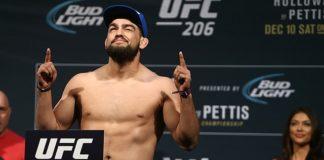 Kelvin Gastelum UFC