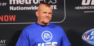 Chuck Liddell MMA