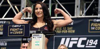 Tecia Torres UFC