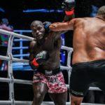 Alain Ngalani ONE Championship