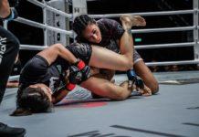 Xiong Jing Nan vs Laura Balin, ONE Championship