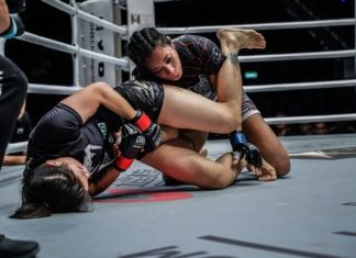 Xiong Jing Nan vs Laura Balin, ONE Championship