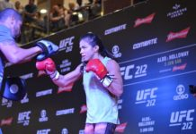 Claudia Gadelha UFC 239 Randa Markos
