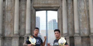 Adriano Moraes vs. Geje Eustaquio ONE Championship: Pinnacle of Power