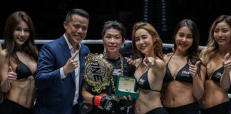 ONE Championship: Pinnacle of Power Xiong Jin Nan