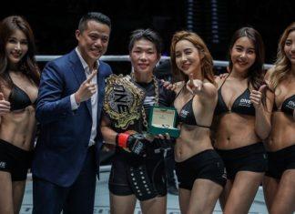 ONE Championship: Pinnacle of Power Xiong Jin Nan