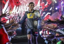 ONE Championship: Spirit of a Warrior headliner Aung La N Sang
