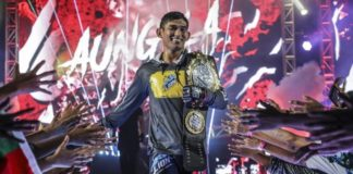 ONE Championship: Spirit of a Warrior headliner Aung La N Sang