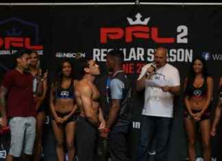 PFL 2 Will Brooks Luiz Firmino
