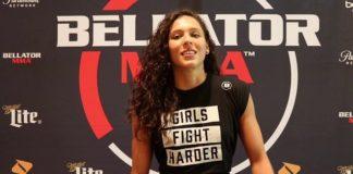 Alejandra Lara Bellator 201