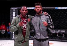 Antonio McKee & Joey Davis, Bellator MMA