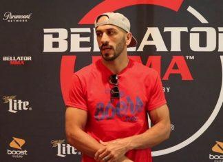 Saad Awad Bellator 201