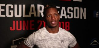 Will Brooks, PFL 2