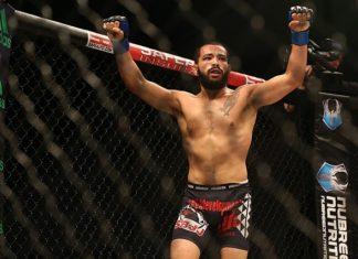 Dan Ige UFC London