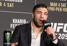 David Teymur UFC
