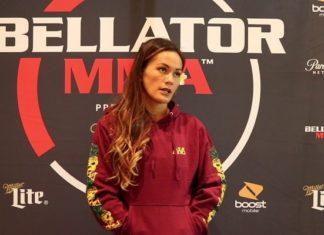 Ilima-Lei MacFarlane Bellator 201