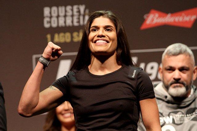 Jessica Aguilar UFC