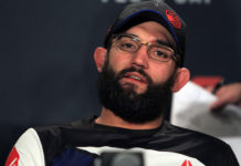 Former UFC welterweight champ Johny Hendricks has retired