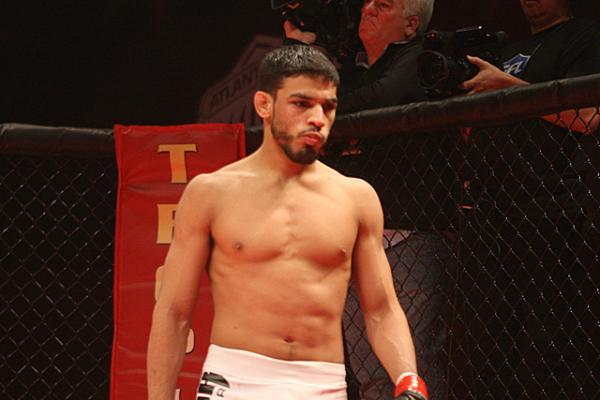 Julio Arce UFC