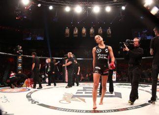 Keri Melendez Bellator MMA