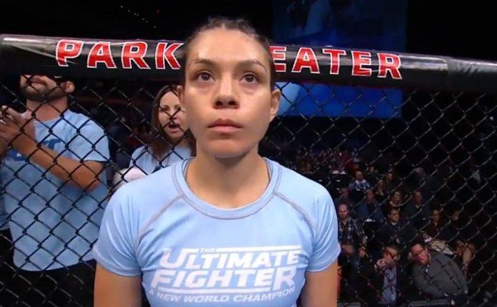 Nicco Montano UFC