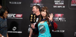Rin Nakai UFC