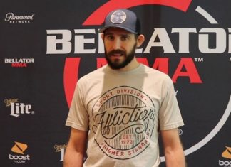 Ryan Couture, Bellator 201