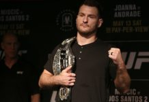 Stipe Miocic, UFC heavyweight champion