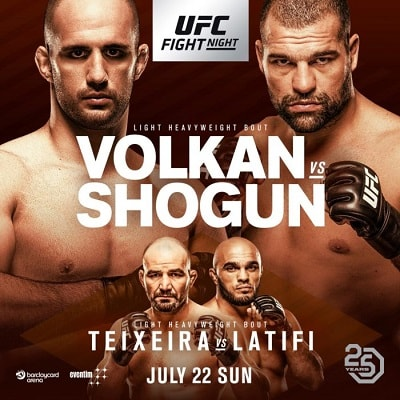 UFC Fight Night 134