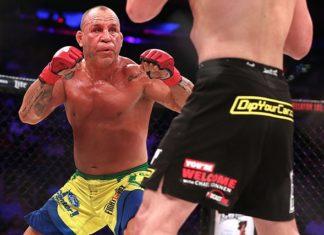 Wanderlei Silva Bellator MMA
