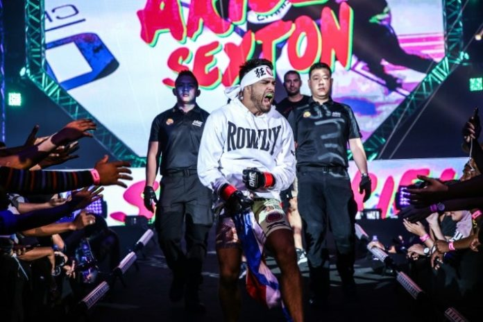 Ariel Sexton ONE Championship