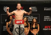 Austin Arnett UFC Calgary