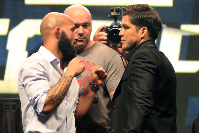 UFC 227 Demetrious Johnson Henry Cejudo