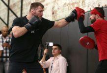 UFC 226 Stipe Miocic Daniel Cormier