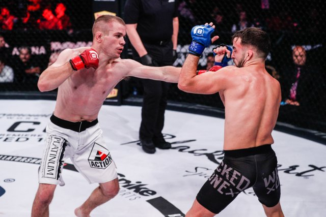 Bellator 202 Michael McDonald