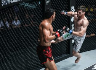 ONE Championship's Tyler McGuire