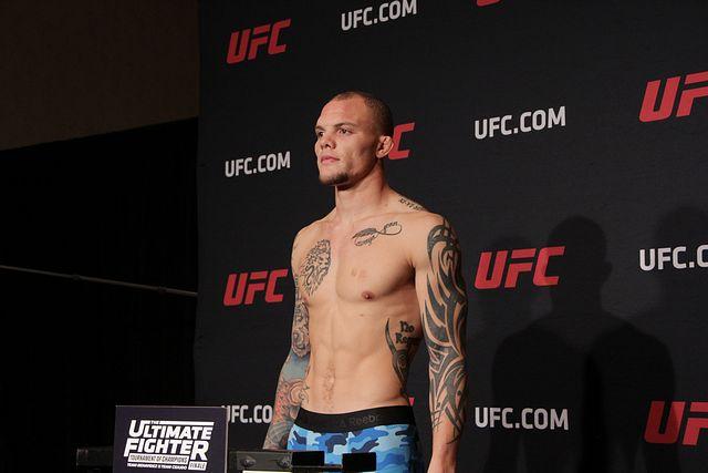 Anthony Smith UFC Stockholm