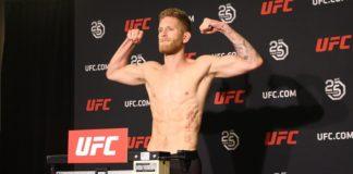 Austin Arnett UFC 234 Shane Young