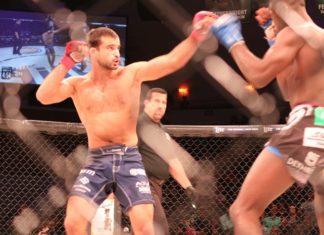 Andrey Koreshkov, Bellator MMA