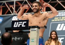 UFC Boise Bonuses: Chad Mendes and Niko Price were among the winners