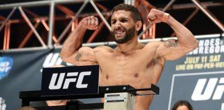 UFC Boise Bonuses: Chad Mendes Alex Volkanovski UFC 232