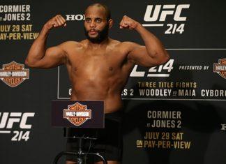 Daniel Cormier UFC 230